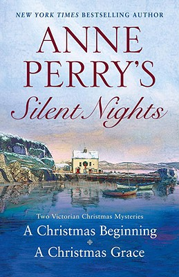 Anne Perry's Silent Nights Cover