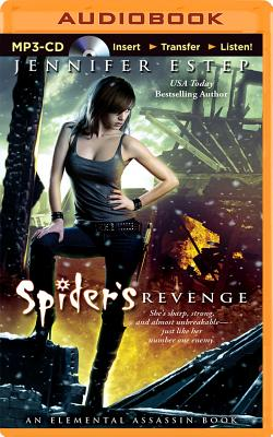 Spider's Revenge (Elemental Assassin #5) Cover Image