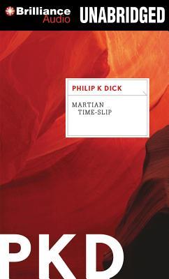 Martian Time-Slip Cover Image
