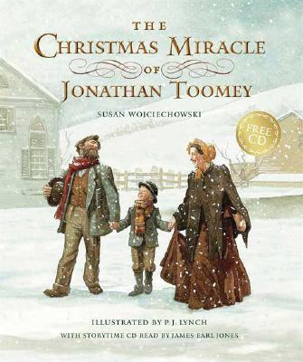 The Christmas Miracle of Jonathan Toomey with CD: Gift Edition Cover Image