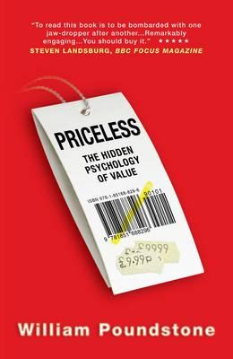 Priceless: The Hidden Psychology of Value Cover Image