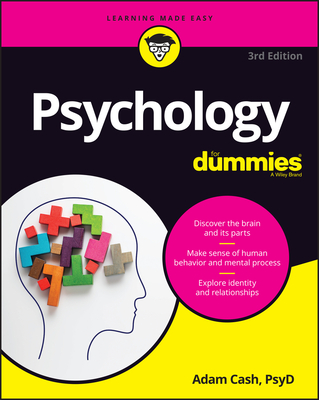 Psychology for Dummies Cover Image