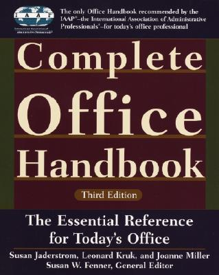 Complete Office Handbook Cover