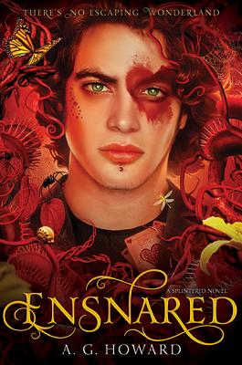 Ensnared (Splintered Series #3): Splintered Book Three Cover Image