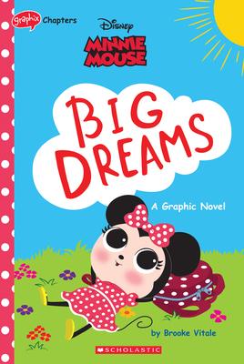 Big Dreams (Disney Original Graphic Novel) Cover Image