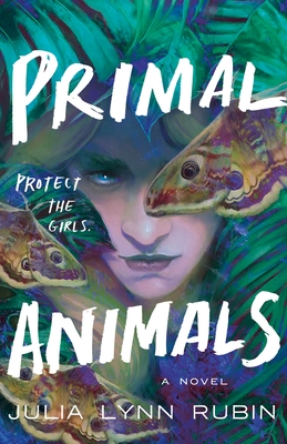 Cover for Primal Animals