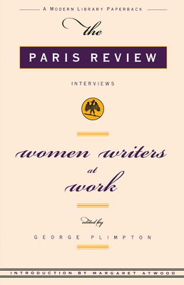 Women Writers at Work Cover