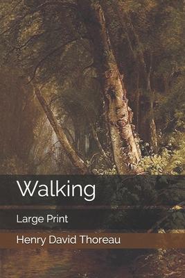 Walking: Large Print Cover Image