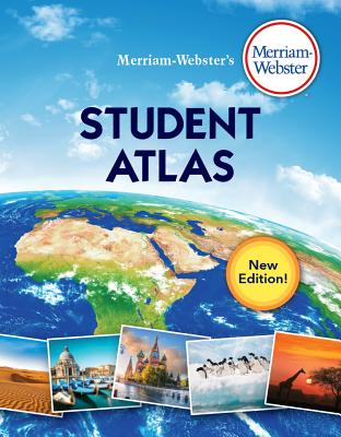 Merriam-Webster's Student Atlas Cover Image