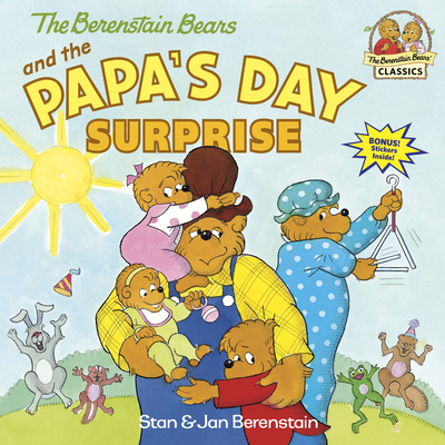 The Berenstain Bears and the Papa's Day Surprise Cover
