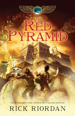 The Red Pyramid (Kane Chronicles #1) Cover Image