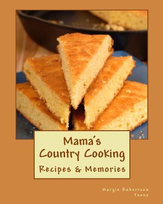 Mama's Country Cooking Cover Image