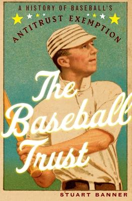 The Baseball Trust Cover