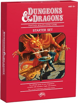 Dungeons & Dragons Fantasy Roleplaying Game Cover