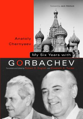 My Six Years with Gorbachev Cover