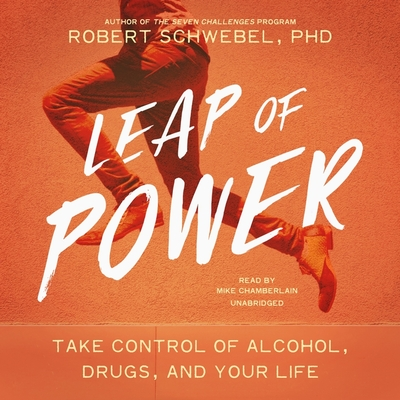 Leap of Power Lib/E: Take Control of Alcohol, Drugs, and Your Life Cover Image