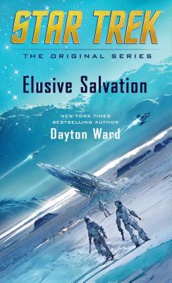 Cover for Elusive Salvation (Star Trek