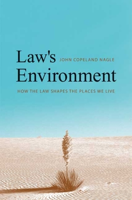 Cover for Law's Environment
