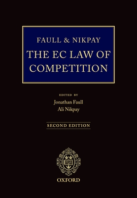 Cover for The EC Law of Competition
