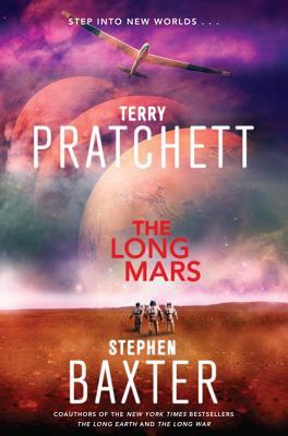 The Long Mars: A Novel (Long Earth #3) Cover Image