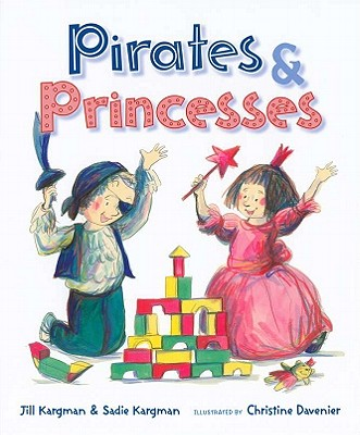 Pirates and Princesses Cover