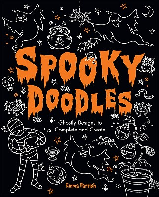 Cover for Spooky Doodles