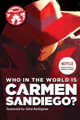 Who in the World is Carmen Sandiego by Rebecca Tinker