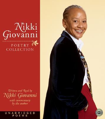 The Nikki Giovanni Poetry Collection CD Cover
