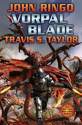 Vorpal Blade (Looking Glass #2) Cover Image