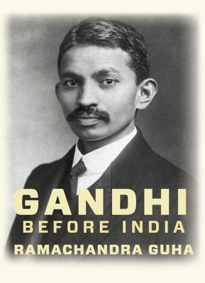 Gandhi Before India Cover