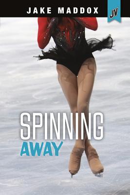 Spinning Away (Jake Maddox Jv Girls) Cover Image