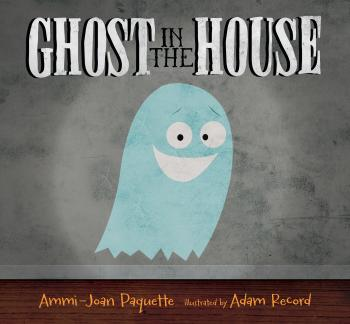 Ghost in the House Cover