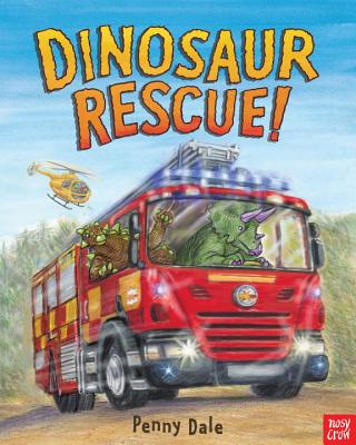 Dinosaur Rescue! Cover Image