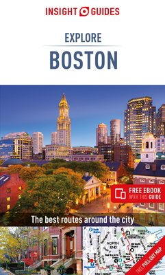 Insight Guides Explore Boston (Travel Guide with Free Ebook) (Insight Explore Guides) Cover Image