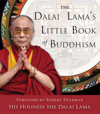 The Dalai Lama's Little Book of Buddhism Cover Image