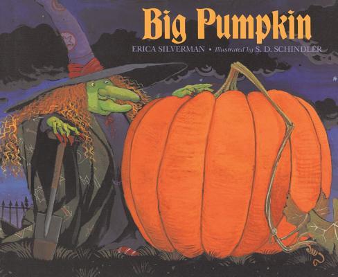 Cover for Big Pumpkin