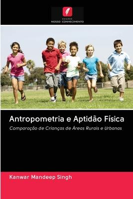 Antropometria e Aptidão Física Cover Image