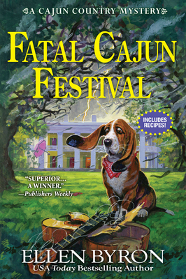 Fatal Cajun Festival: A Cajun Country Mystery Cover Image