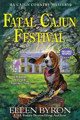 Fatal Cajun Festival: A Cajun Country Mystery Cover Image