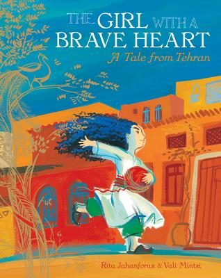 The Girl with a Brave Heart Cover