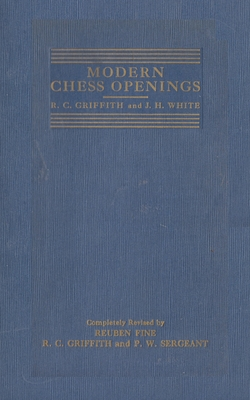 Modern Chess Openings, Sixth Edition Cover Image