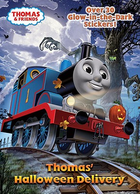Thomas' Halloween Delivery Cover