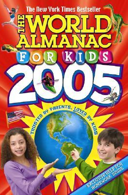 The World Almanac for Kids Cover