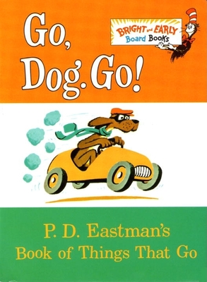 Go, Dog. Go! Cover Image
