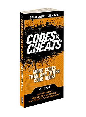 Codes & Cheats Vol. 2 2011 Cover