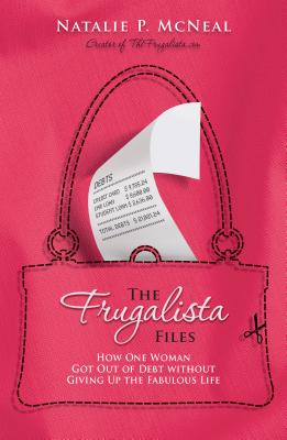 The Frugalista Files Cover