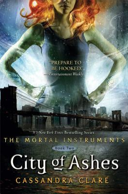 City of Ashes (The Mortal Instruments #2) Cover Image