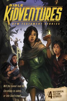 Bible Kidventures New Testament Stories Cover Image
