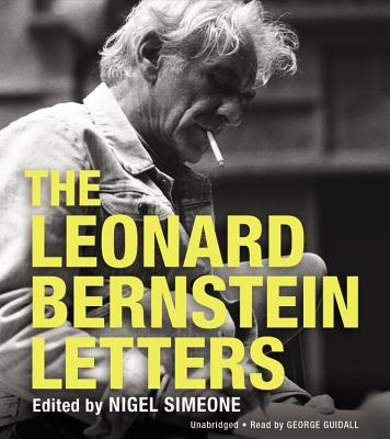 Cover for The Leonard Bernstein Letters