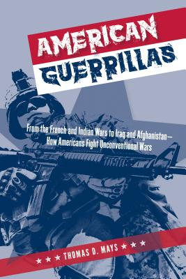 Cover for American Guerrillas